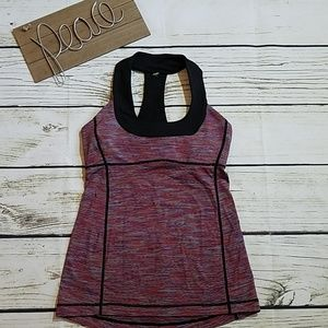Lululemon exercise tank